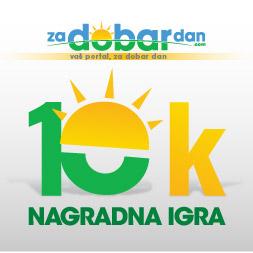 10k Nagradna Igra